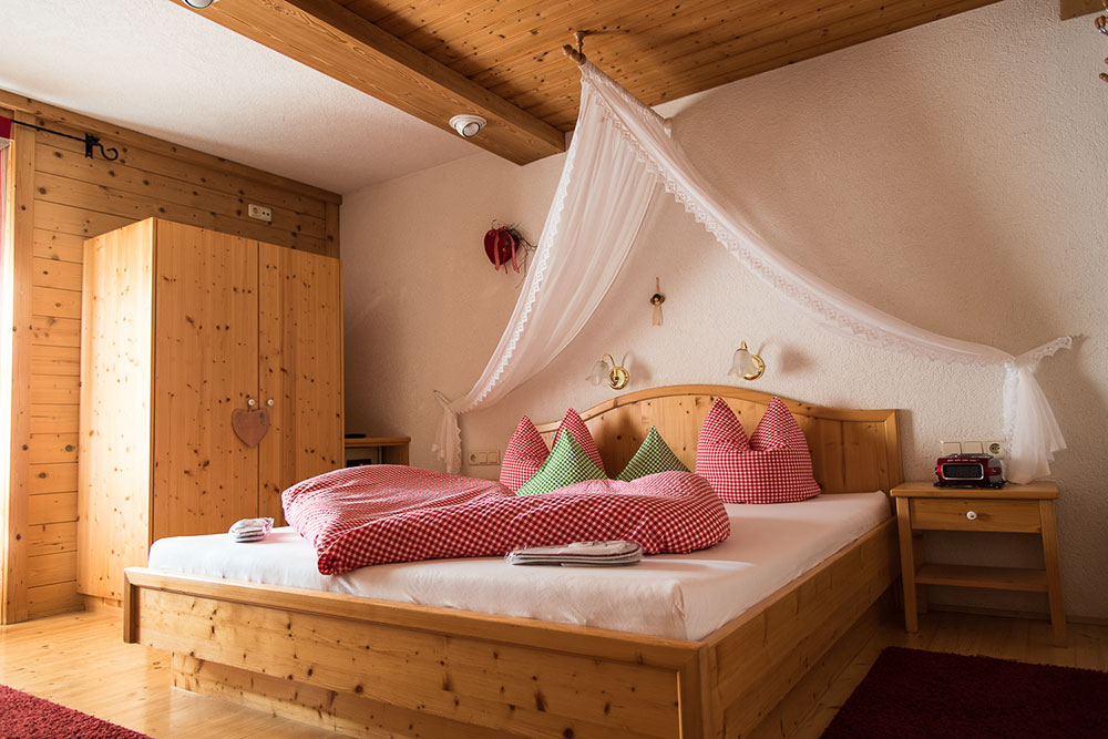 Doppelzimmer Rossberg im Vilshof