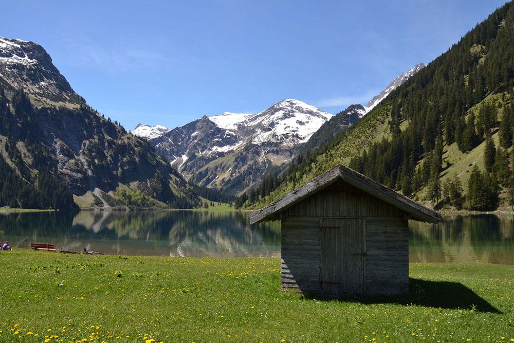 Sommer-im-Tannheimertal