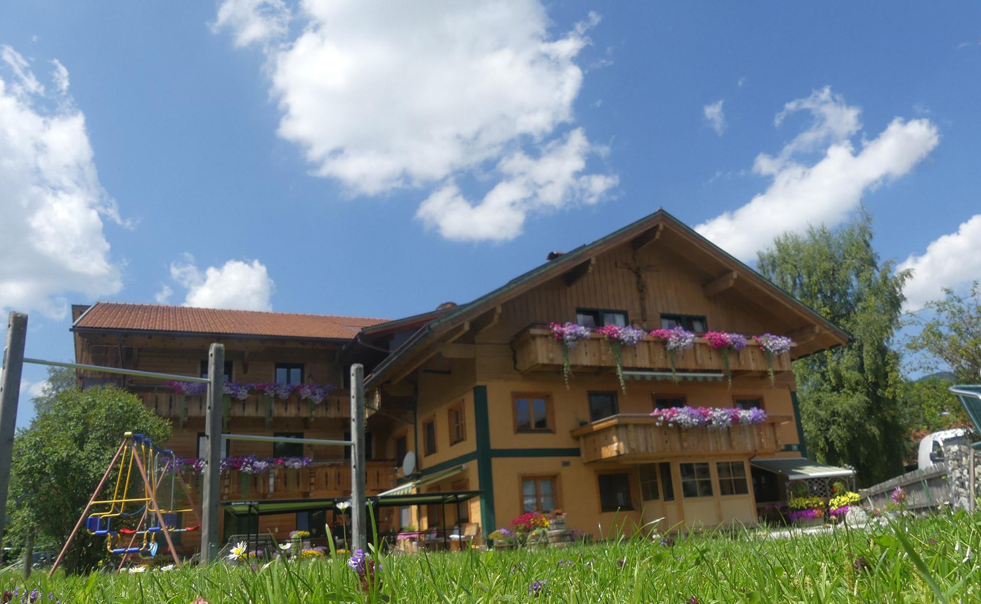 Bio-Bauernhof Vilshof in Tannheim im Tannheimer Tal